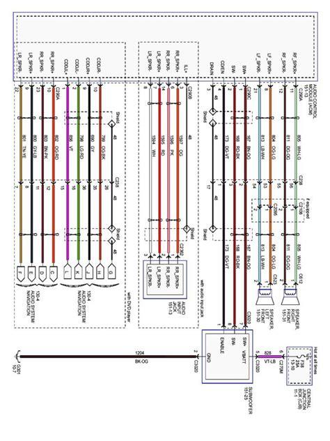 Ford Ranger Stereo Wiring Diagram Heat