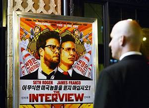 Relax, North Korea isn't going to nuke the U.S. over a movie
