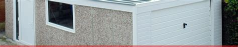 concrete sectional garage  increase  house