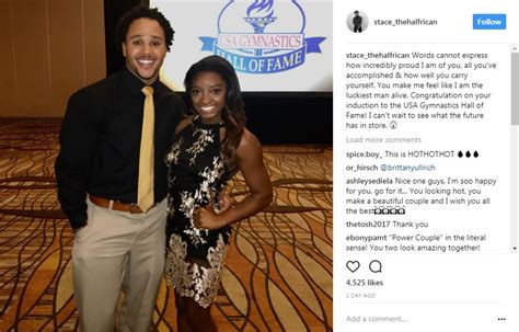 Simone Biles and Stacey Ervin