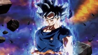 Goku Instinct Ultra Vs Dragon Ball Naruto