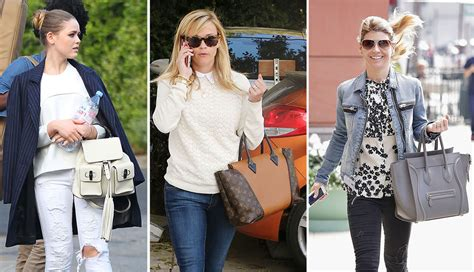 celine  gucci dominate  weeks  celebrity bag picks purseblog