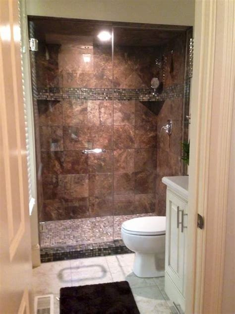 Walk-in Tile Shower Replaces Tub Shower Combination