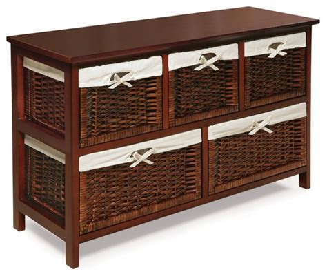 sofa table with baskets sofa table with storage custom built tv center or console