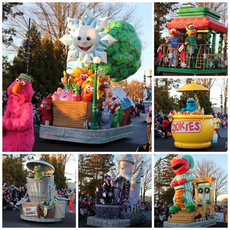 sesame place a very furry christmas the roarbotsthe