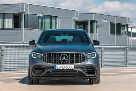 Is amg's rapid glc 63 suv the answer to your prayers, or to a question nobody's asking? 2021 Mercedes-Benz AMG GLC 63 Coupe Price, Review and Buying Guide | CarIndigo.com