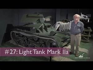 Tank Chats #27 Light Tank Mark IIA – Tank and AFV News