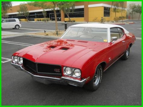 Buick Gs 455 For Sale by Buick Gs Stage I Coupe 1970 For Sale 446370h150443