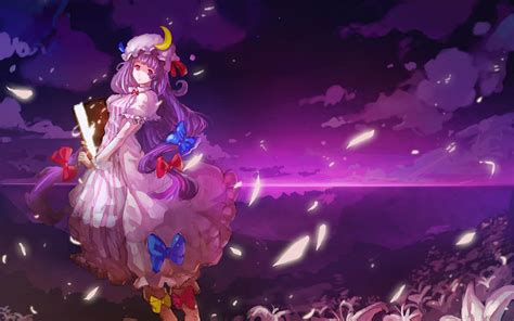 Anime Purple Wallpaper - purple wallpapers desktop wallpaper cave