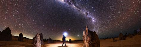 Photographing The Milky Way Pinnacles Australia