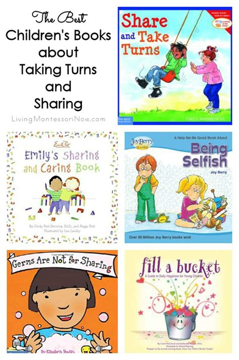 free taking turns and songs and rhymes character 206 | The Best Childrens Books about Taking Turns and Sharing