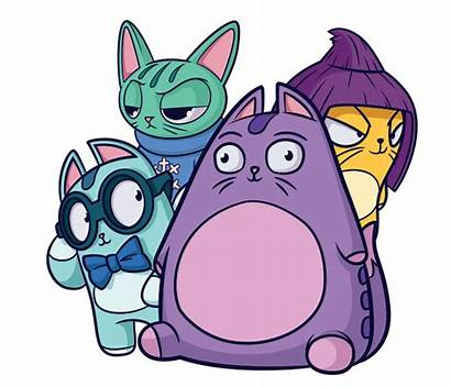 Kitties Lost Hasbro Inside Hidin