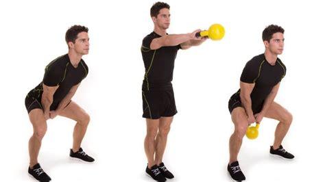 kettlebell exercice swing exercices ejercicios je neoprene kg sport peso trainen buikspieroefeningen oefening thuis bajar hacer casa techniek uitvoering uitleg