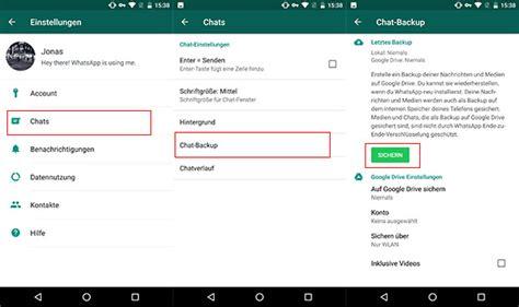 whatsapp chats auf neues handy uebertragen  gehts