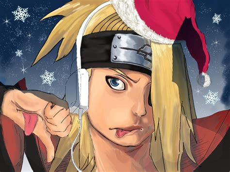 naruto christmas wallpapers wallpaper cave