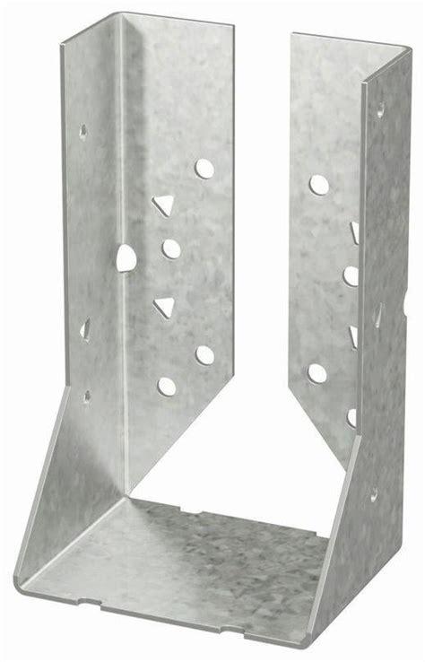 2 X 6 Decorative Joist Hangers by Strong Tie Huc26 2 2x6 Heavy Duty Joist