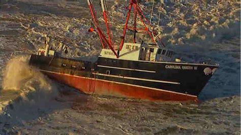 Destination Crab Boat Recovery by Island Limousine Crash Victim Belli