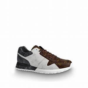 Sneakers Louis Vuitton Homme : sneaker run away monogram souliers de homme louis vuitton ~ Nature-et-papiers.com Idées de Décoration