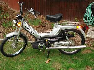 Fs 1978 Puch Maxi Moped Maxi Luxe  By Sobak   U2014 Moped Army