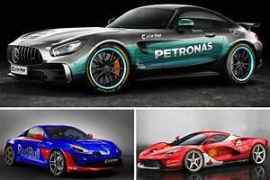 Nouvelle Voiture 2017 : des voitures aux couleurs des nouvelles f1 de 2017 photo 1 l 39 argus ~ Medecine-chirurgie-esthetiques.com Avis de Voitures