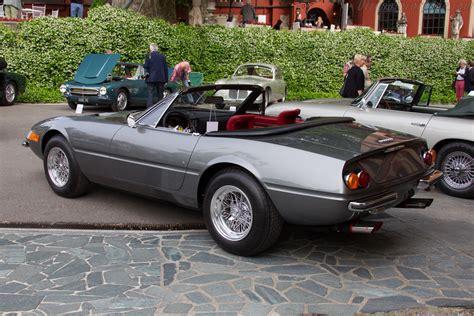 Ferrari 365 GTS/4 Daytona - Chassis: 15297 - Entrant ...