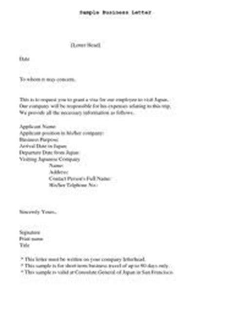 google business letter format sample business letter