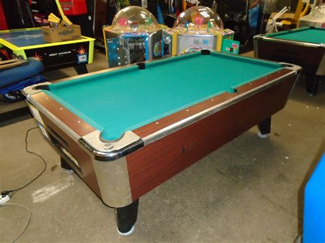 vending pool tables for sale great american 7 39 pool table 16 new balls 4 sticks