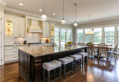 kitchen islands with storage and seating fabulously cool large kitchen islands with seating and 9478