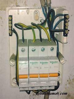 phase arde dan instalasi listrik listrik di rumah