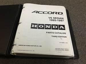 1995 1996 1997 Honda Accord V6 V