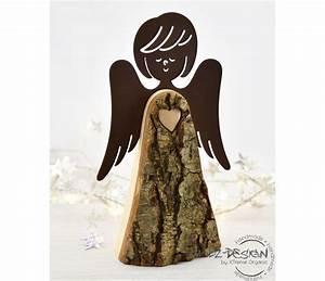 Weihnachtsfiguren Aus Holz : weihnachtsfiguren deko engel mit rostfl geln landlust weihnachtsdeko ein designerst ck von ~ Eleganceandgraceweddings.com Haus und Dekorationen