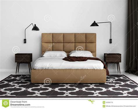 chambre à coucher contemporaine chambre à coucher de luxe élégante contemporaine avec le