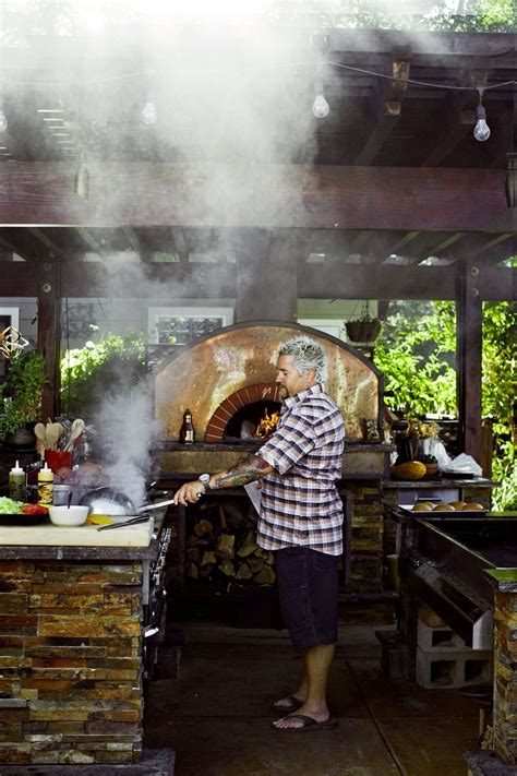 loved guy outdoor kitchen    time
