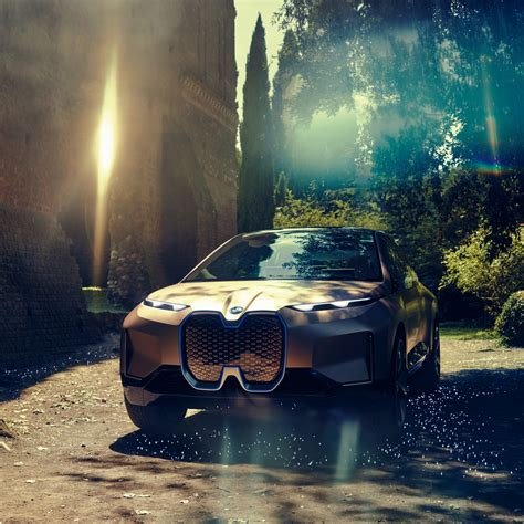 Bmw Vision Inext Future Car 4k Wallpapers