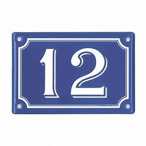 Numéro Maison Design : num ro maison email ombr signalisation des rues ~ Premium-room.com Idées de Décoration