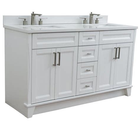 At american standard it all begins with our unmatched legacy of quality and innovation that has lasted for more than 140 years.we provide the style and performance that fit perfectly into the life, whatever that may be. 61 Inch Bathroom Vanity Top Single Sink Menards - Artcomcrea