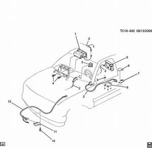 2003 Silverado Airbag Sdm Wiring Diagram : sell gm oem air bag position sensor right 94706446 ~ A.2002-acura-tl-radio.info Haus und Dekorationen