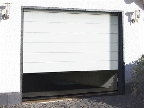 Schellenberg Sektional Garagentor Inkl Antrieb Lidl Deutschland Lidl De