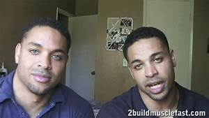 How Long Does It Take To Build Muscle  Hodgetwins