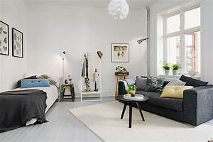 Tue jun 2 2015 scandinavian home designs by kate for 1 room flat interior design ideas