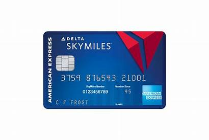 Delta Credit Skymiles Card Cards Airline Miles