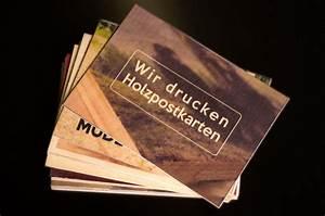 Bilder Auf Holz Drucken Lassen : druck auf holz holzpostkarten ~ Eleganceandgraceweddings.com Haus und Dekorationen