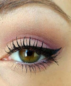 eyeshadow ideas  pink dress beautylish