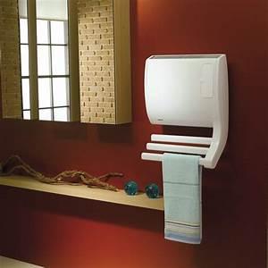 Radiateur Electrique Salle De Bain Mural : chauffage salle de bain ~ Edinachiropracticcenter.com Idées de Décoration