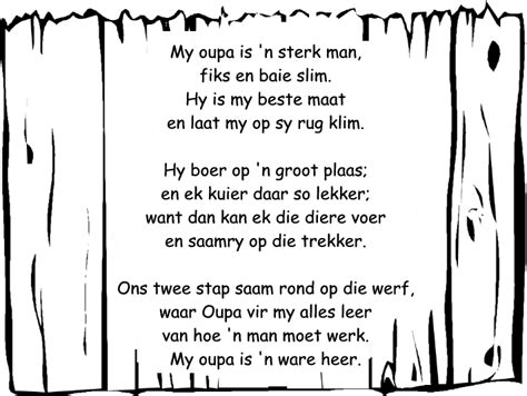 images  afrikaans poems  verses  pinterest handwriting google search  french