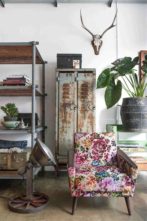 Four Types Of Industrial Style Decor by Industrial Boho Bedroom Arch Dsgn