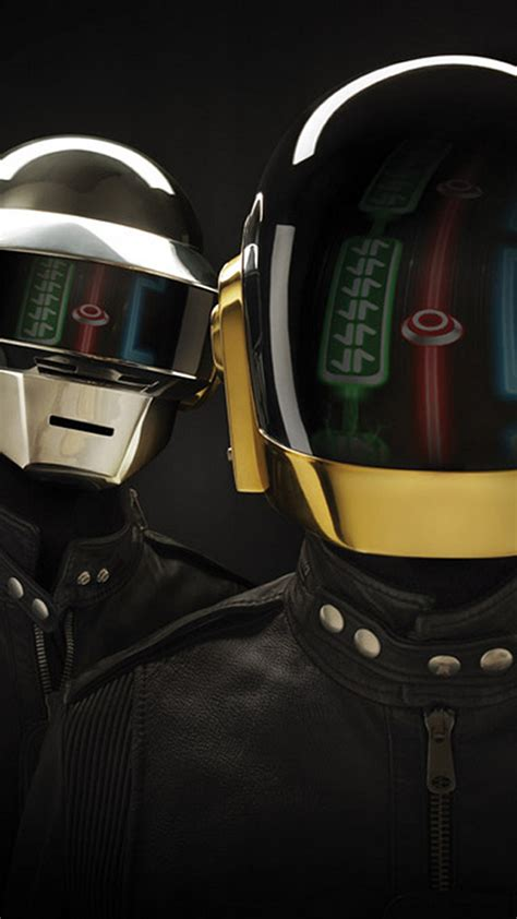 Daft Punk Band Android Wallpaper free download