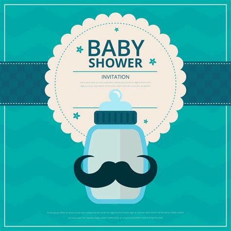 Baby Shower Boy by Baby Boy Shower Free Vector Stock Graphics