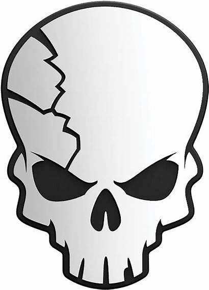 Skull Clipart Transparent Larger Pinclipart Bones