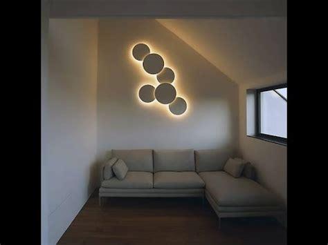 wall art lighting by vibia lumens com youtube
